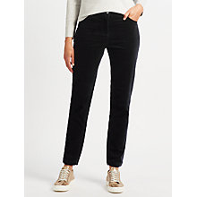 Buy John Lewis Corduroy Straight Leg Trousers Online at johnlewis.com