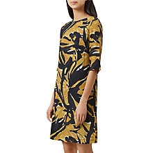 Buy Hobbs Chrissie Dress, Multi Online at johnlewis.com
