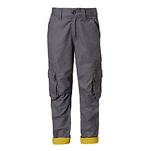 Buy John Lewis Boys' Lined Combat Trousers Online at johnlewis.com