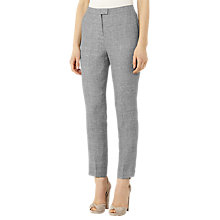 Buy Reiss Turlington Trousers, Grey Online at johnlewis.com
