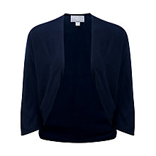 Buy Pure Collection Oversized Gassato Cashmere Shrug Online at johnlewis.com