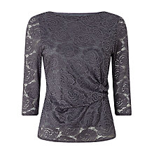 Buy Precis Petite Lace Top Online at johnlewis.com
