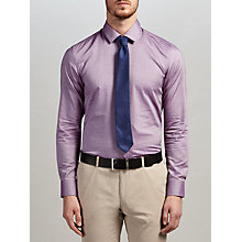Buy HUGO by Hugo Boss C-Jero Slim Fit Oxford Dobby Shirt Online at johnlewis.com