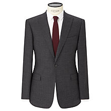 Buy Kin by John Lewis Elm Check Slim Fit Suit Jacket, Charcoal Online at johnlewis.com