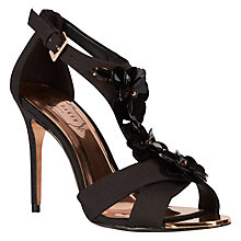 Buy Ted Baker Crezida Embellished Stiletto Sandals Online at johnlewis.com