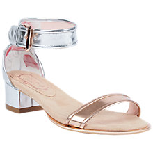 Buy Ted Baker Ruz Block Heeled Sandals Online at johnlewis.com
