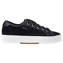 Buy Geox Hidence Lace Up Flatform Trainers Online at johnlewis.com