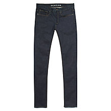Buy Denham Bolt Skinny Fit Jeans, Vintage Comfort Rinse Online at johnlewis.com