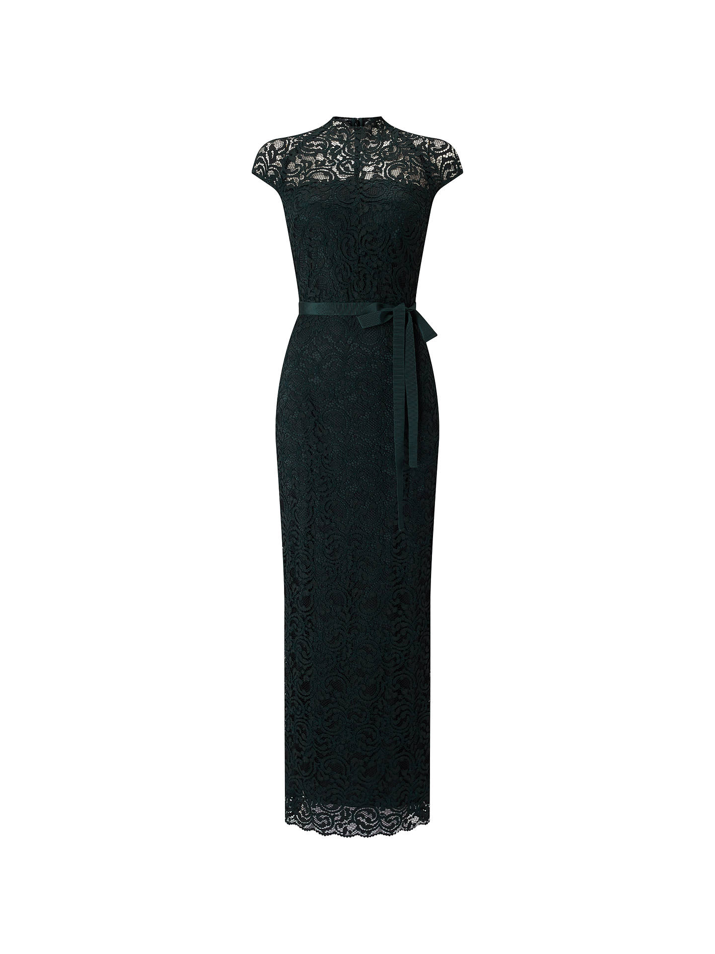 BuyPhase Eight Ramona Lace Dress, Juniper, 6 Online at johnlewis.com