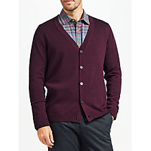 Buy John Lewis Merino Wool Cardigan Online at johnlewis.com