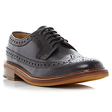 Buy Bertie Pharrell Derby Longtip Brogues Online at johnlewis.com