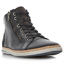 Buy Dune Supernova Hi-Top Trainers Online at johnlewis.com