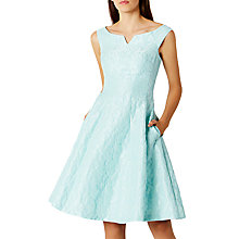 Buy Coast Kimberley Dress, Mint Online at johnlewis.com