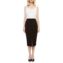 Buy Ted Baker Silaas High Waist Split Pencil Skirt Online at johnlewis.com