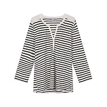 Buy Gerard Darel Willow Linen T-Shirt Online at johnlewis.com