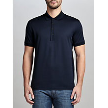 Buy BOSS Green C-Rapino Polo Shirt, Navy Online at johnlewis.com