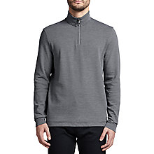 Buy BOSS Green C-Piceno Half-Zip Sweatshirt Online at johnlewis.com