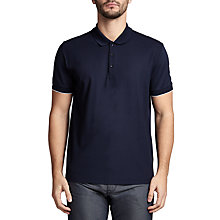 Buy BOSS Green C-Firenze Polo Shirt, Navy Online at johnlewis.com