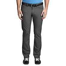 Buy BOSS Green C-Delaware Slim Fit Jeans, Black Online at johnlewis.com