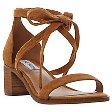 Buy Steve Madden Rizza Tie Sandals Online at johnlewis.com