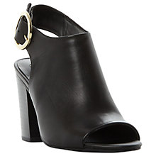 Buy Steve Madden Etta Block Heeled Sandals Online at johnlewis.com