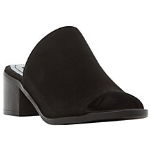 Buy Steve Madden Rosella Block Heeled Mule Sandals Online at johnlewis.com