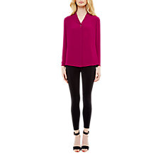 Buy Ted Baker Volcaa Panelled Leggings, Black Online at johnlewis.com