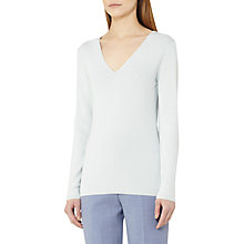 Buy Reiss Alessa Fine Gauge V-Neck Jumper Online at johnlewis.com