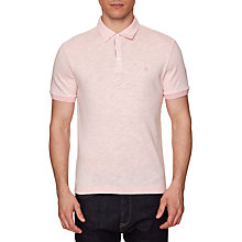 Buy Original Penguin Short Sleeve Slub Plaited Jersey Polo Shirt Online at johnlewis.com