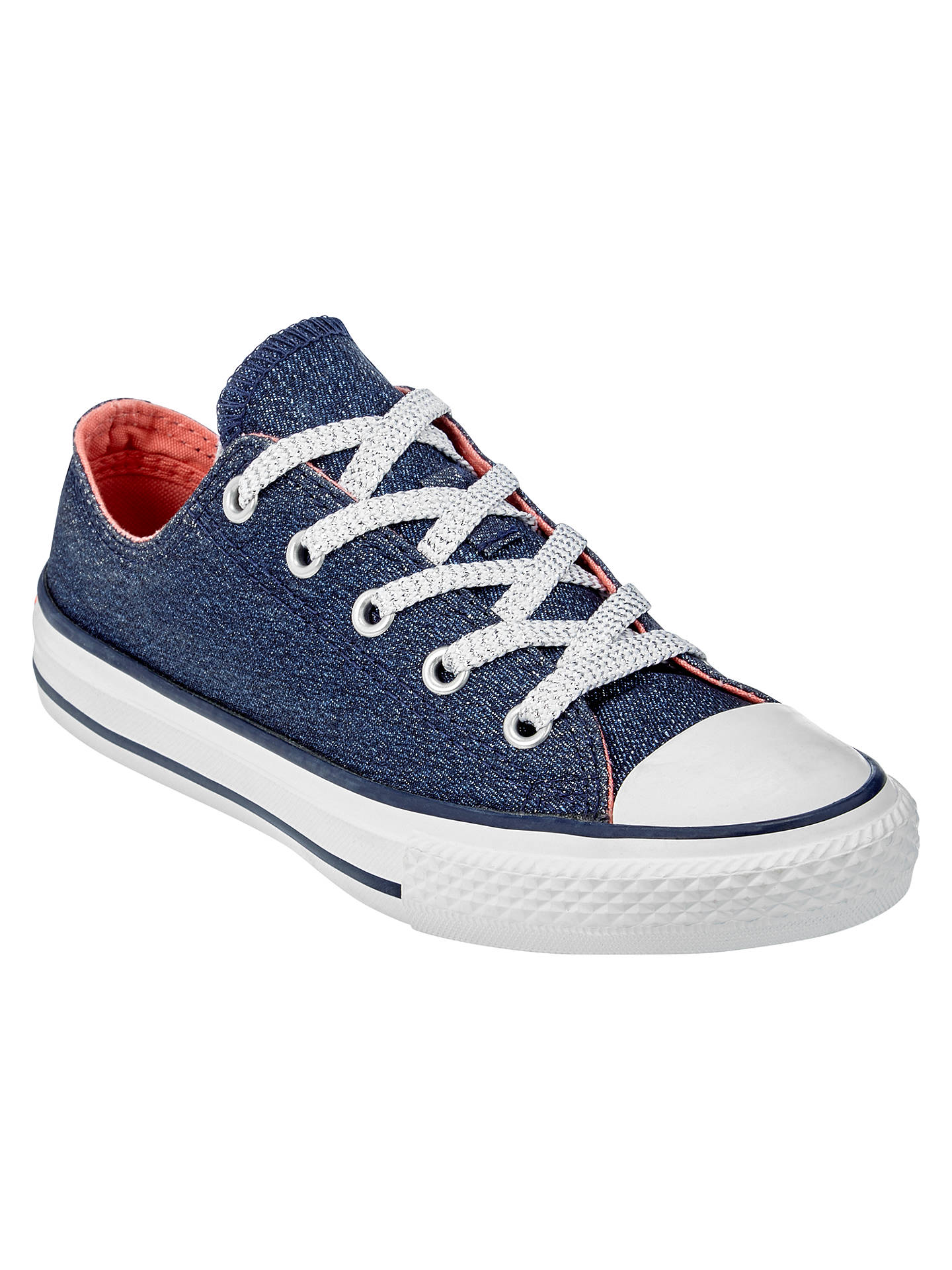 6ae11050147 BuyConverse Children s Chuck Taylor All Star Ox Trainers