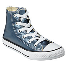 Buy Converse Chuck Taylor All Star Hi-Top Trainers Online at johnlewis.com