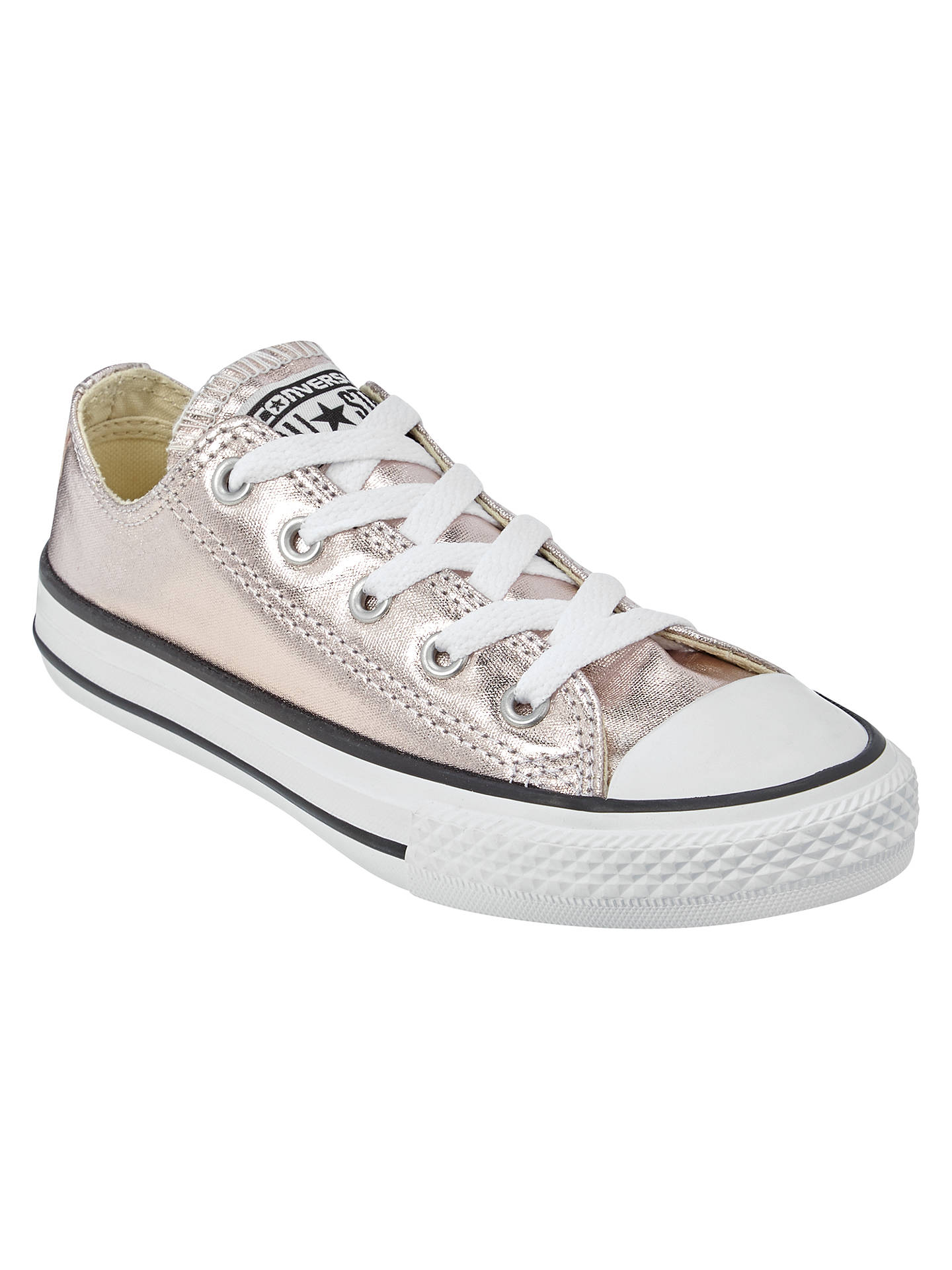 Converse Children's Chuck Taylor All Star Trainers, Rose