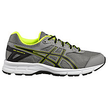 Buy Asics Children's Gel-Galaxy 9 GS Cushioned Laced Trainers Online at johnlewis.com