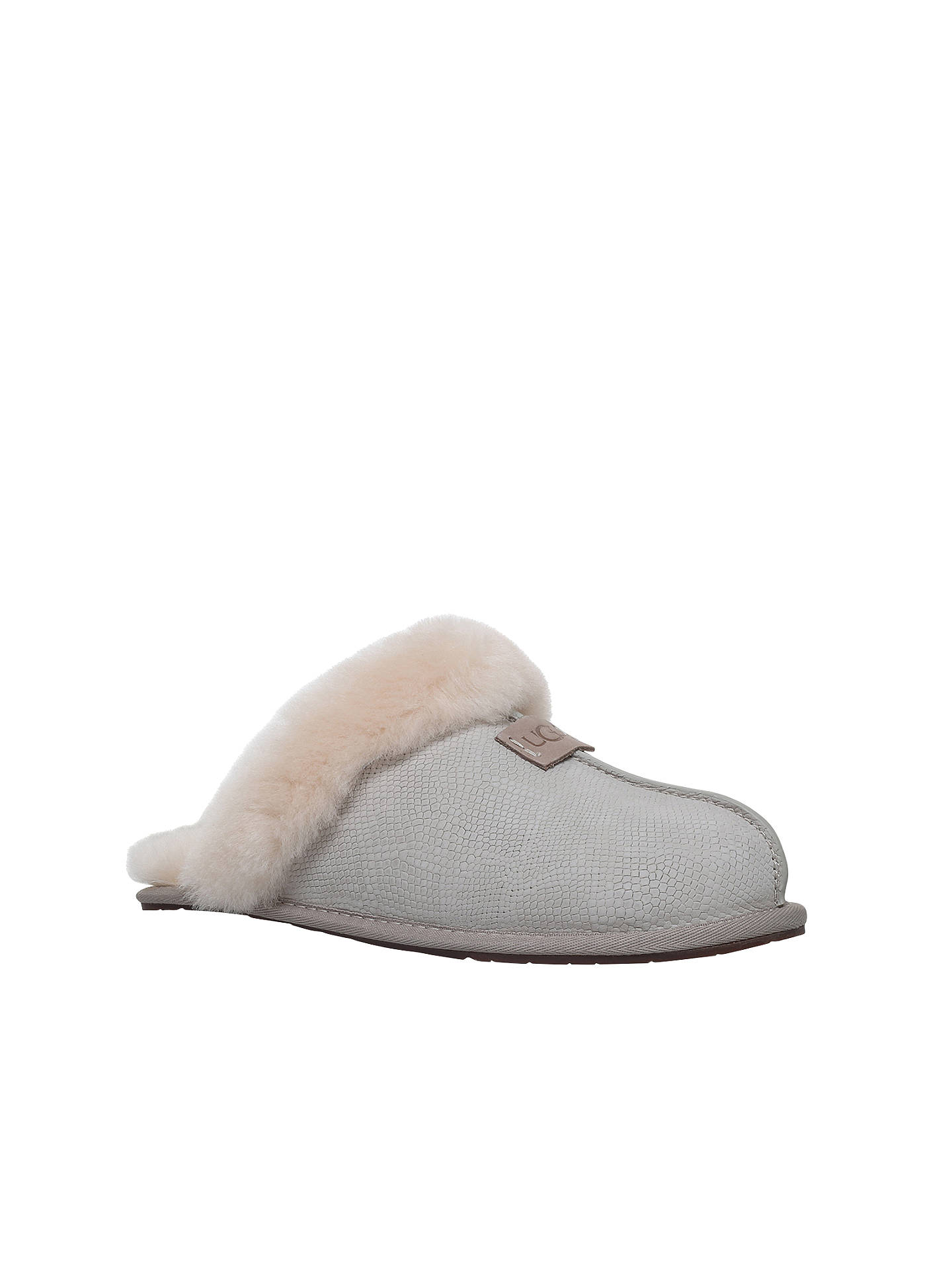 705b030bf21 UGG Scuffette II Snake Slippers at John Lewis & Partners