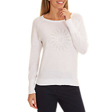 Buy Betty Barclay Fine Knit Embellished Jumper Online at johnlewis.com