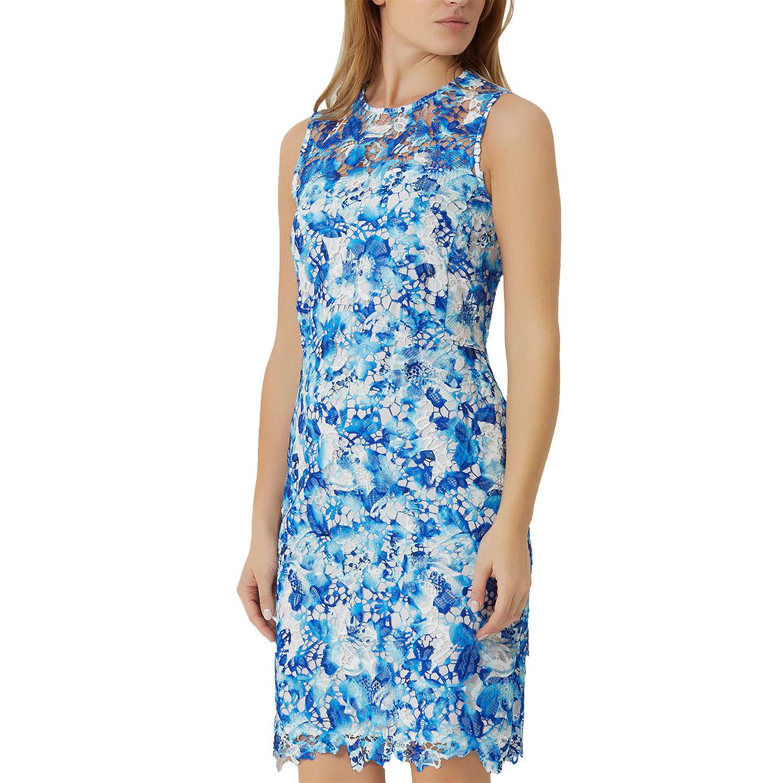 Damsel In A Dress Bellini Dress: Damsel In A Dress Amily Dress, Blue At John Lewis