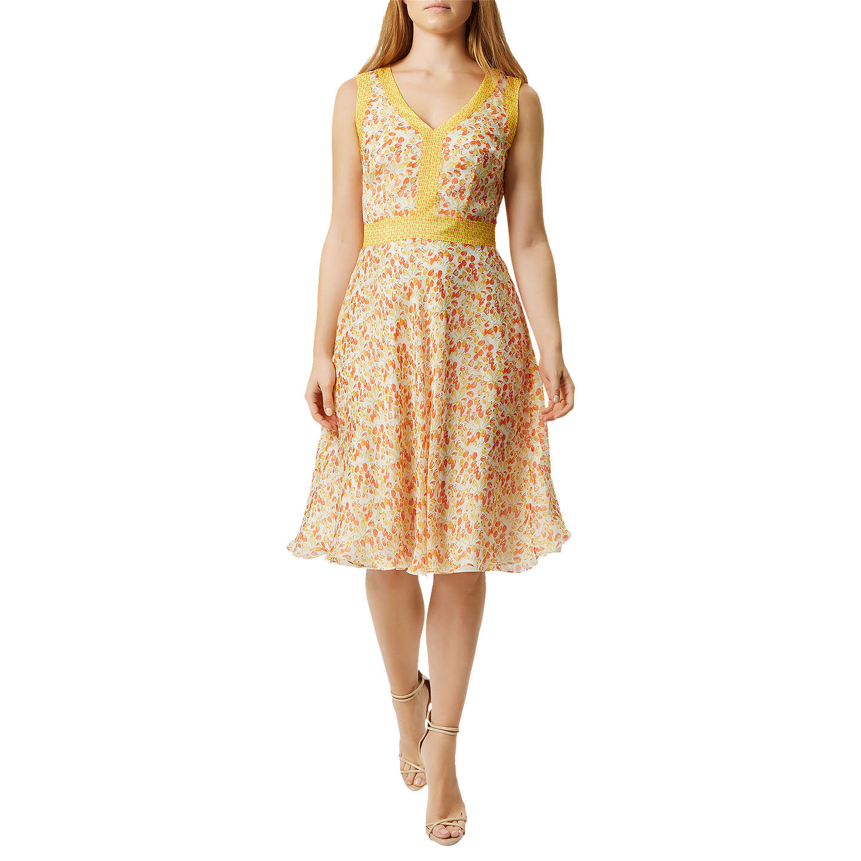 Damsel In A Dress Bellini Dress: Damsel In A Dress Amsterdam Dress, Multi At John Lewis