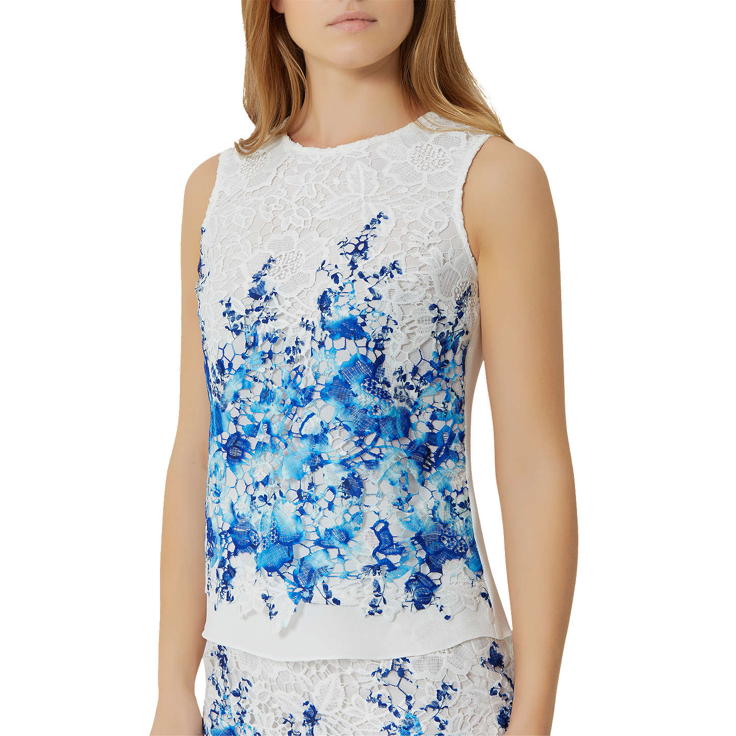 BuyDamsel in a dress Amily Top, Blue, 8 Online at johnlewis.com