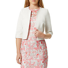 Buy Damsel in a dress Jacardie Jacket, Cream Online at johnlewis.com