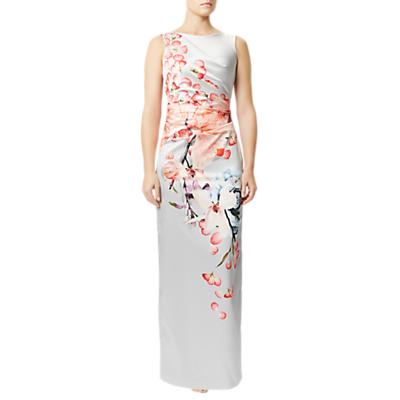 Product photo of Damsel in a dress treasure bellini dress grey multi