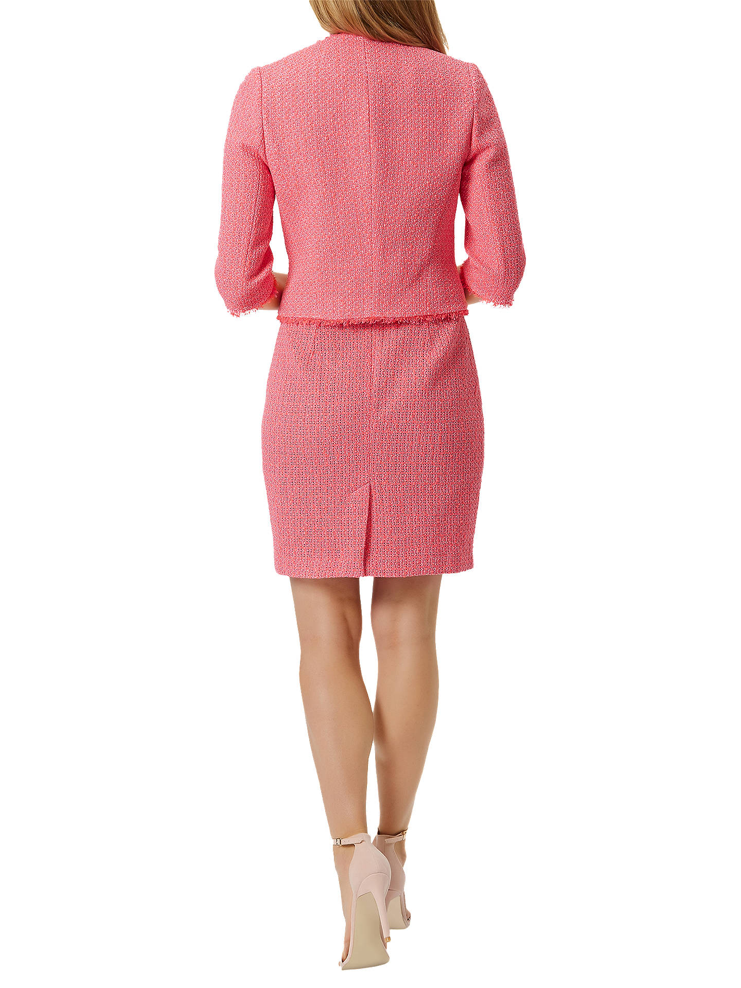 BuyDamsel in a Dress Aquitaine Jacket, Pink, 8 Online at johnlewis.com