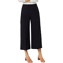 Buy Damsel in a dress Leiston Culottes, Navy Online at johnlewis.com