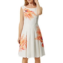 Buy Damsel in a dress Moonlake Prom Dress, Orange/Multi Online at johnlewis.com