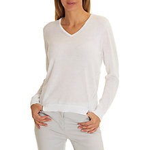 Buy Betty Barclay Fine Knit V-Neck Jumper Online at johnlewis.com