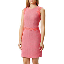 Buy Damsel in a dress Aquitaine Dress, Pink Online at johnlewis.com