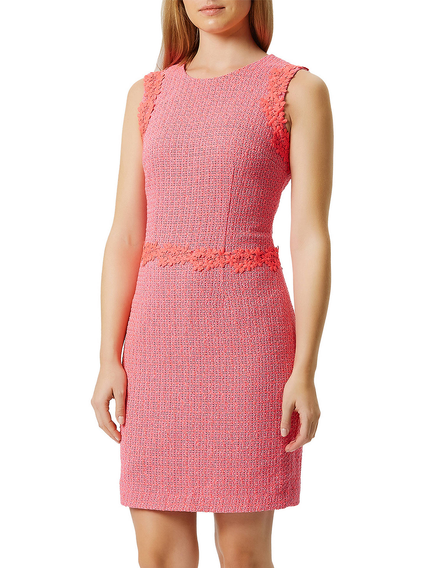 BuyDamsel in a Dress Aquitaine Dress, Pink, 10 Online at johnlewis.com