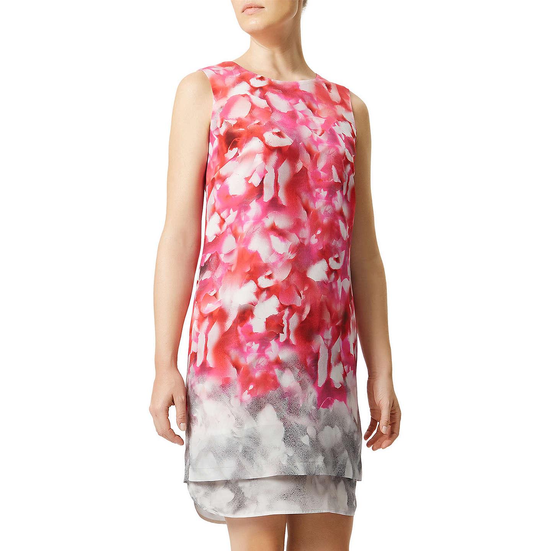 Damsel In A Dress Bellini Dress: Damsel In A Dress Magali Diva Silk Dress, Red At John Lewis