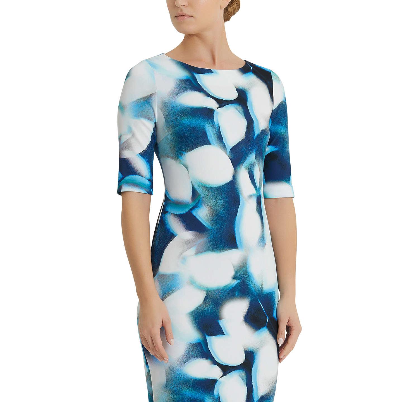 Damsel in a dress Silhouette Dress, Multi at John Lewis