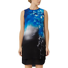 Buy Damsel in a dress Hanging Garden Silk Dress, Multi Online at johnlewis.com