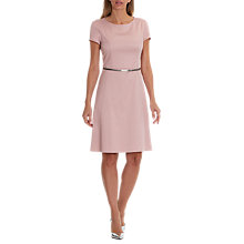 Buy Betty Barclay Belted Polka Dot Dress Online at johnlewis.com